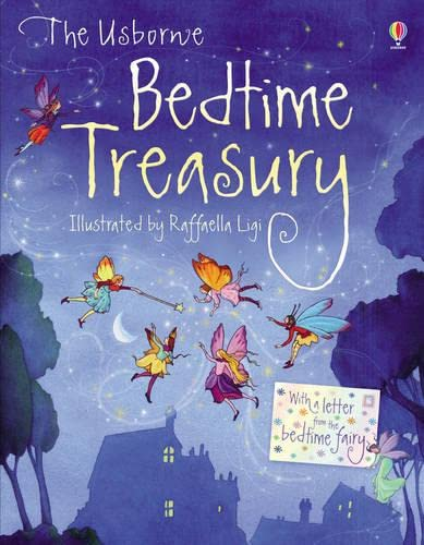Bedtime Treasury (Usborne Anthologies and Treasuries) (Read-aloud Treasuries) By Rosie Dickins