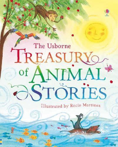 The Usborne Treasury of Animal Stories By Susanna Davidson