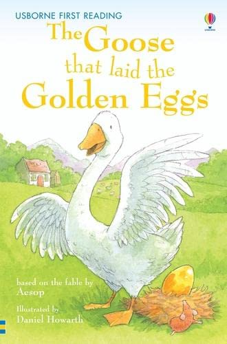Goose That Laid the Golden Egg (First Reading Level 3) By NILL