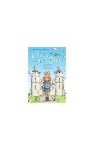 Castle That Jack Built (First Reading Level 3) By NILL