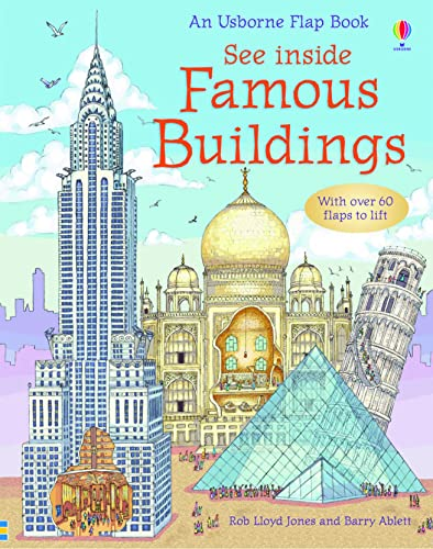 See Inside Famous Buildings By Rob Lloyd Jones