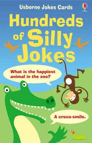 Hundreds of Silly Jokes by Laura Howell