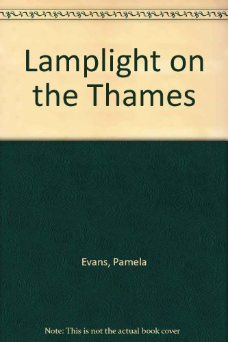 Lamplight on the Thames by Pamela Evans