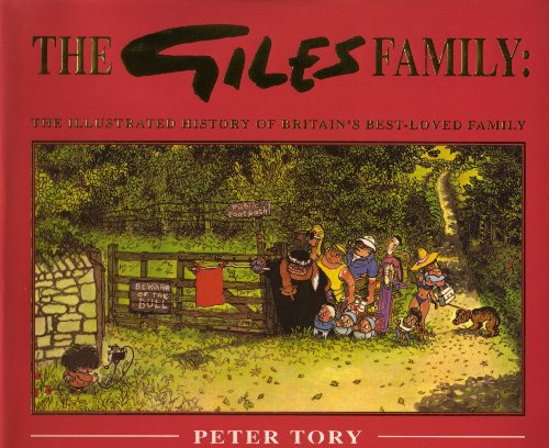 The Giles Family By Peter Tory