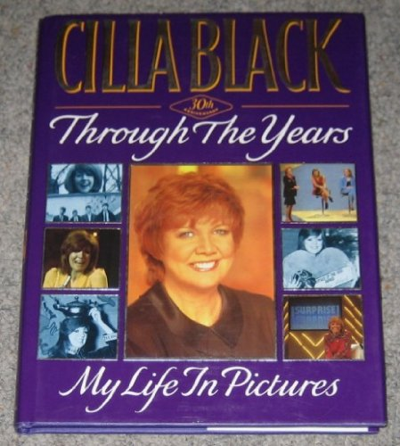 Through the Years by Cilla Black
