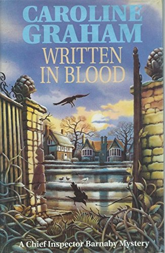 Written In Blood By Graham Caroline