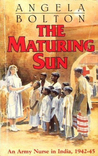 The Maturing Sun By Angela Bolton
