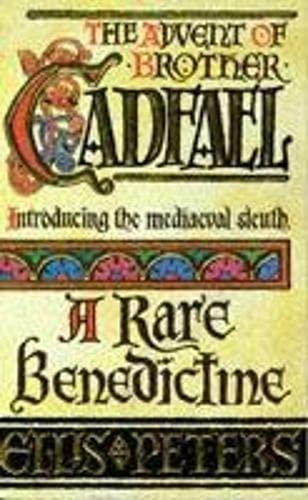 A Rare Benedictine By Ellis Peters