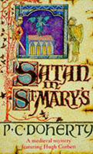 Satan in St.Mary's by Paul Doherty