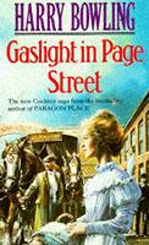 Gaslight in Page Street By Harry Bowling