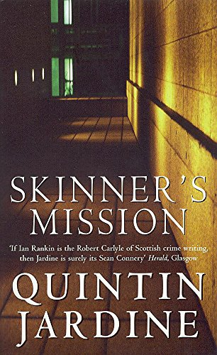 Skinner S Mission By Quintin Jardine Used Very Good