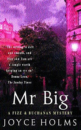 Mr Big By Joyce Holms