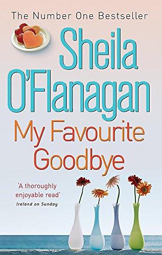 My Favourite Goodbye By Sheila O'Flanagan