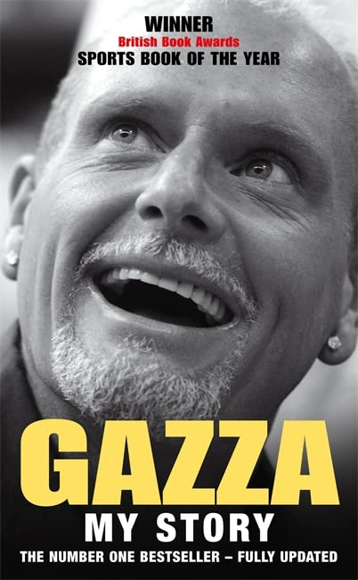 Gazza:  My Story By Paul Gascoigne