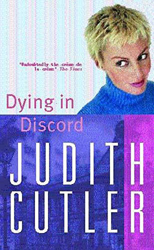 Dying in Discord By Judith Cutler