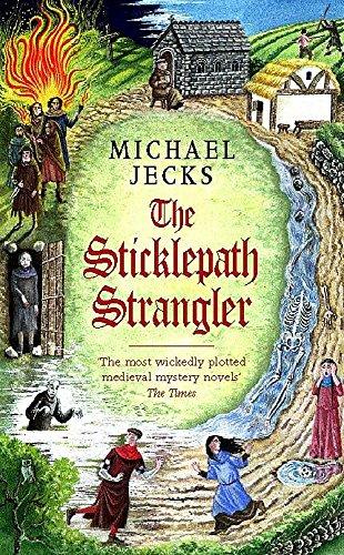 The Sticklepath Strangler By Michael Jecks