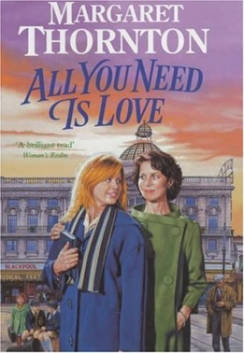 All You Need Is Love By Margaret Thornton Used Very border=