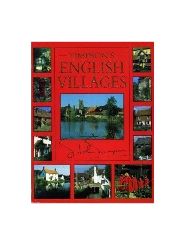 Timpson's English Villages By John Timpson