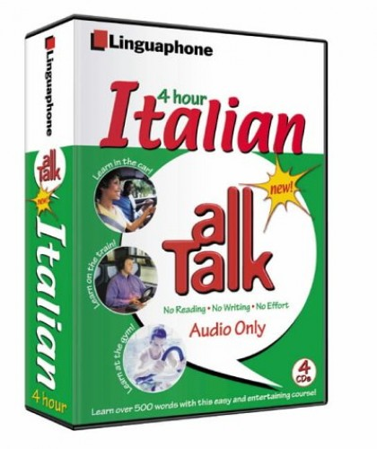 Linguaphone All Talk Italian By Beatrice Giudice