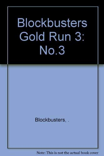 Blockbusters Gold Run 3: No.3 by Central Independent Television