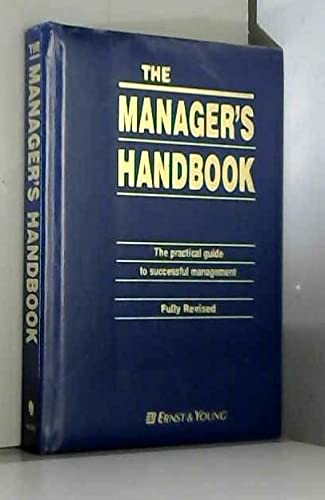 The Manager's Handbook By Ernst & Young