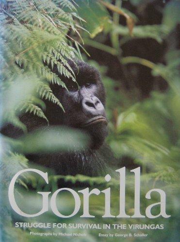 Gorilla By Michael Nichols