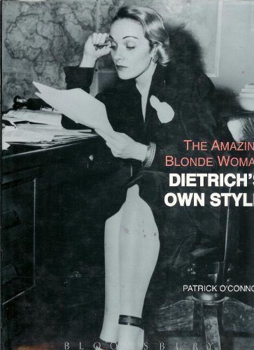 The Amazing Blonde Woman By Patrick O'Connor