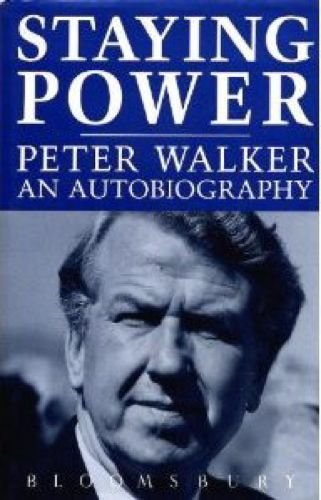 Staying Power By Peter Walker