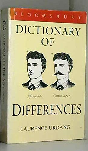 Dictionary of Differences by Laurence Urdang
