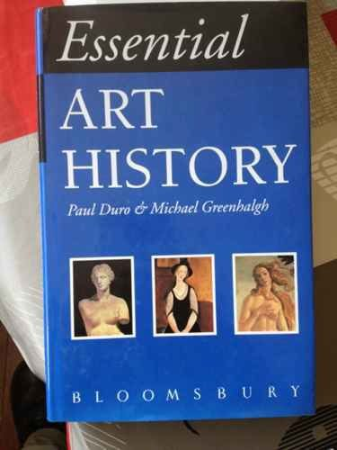 Essential Art History By Paul Duro