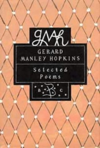 Selected Poems By Gerard Manley Hopkins