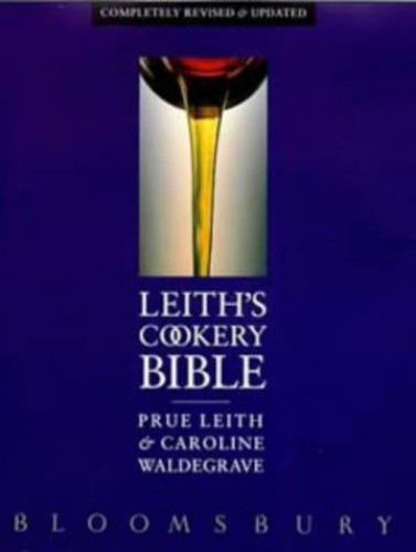 Leith's Cookery Bible by Prue Leith