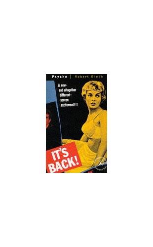 Psycho (Bloomsbury Film Classics) By Robert Bloch