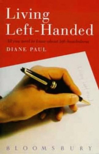 Living Left-handed By Diane Paul