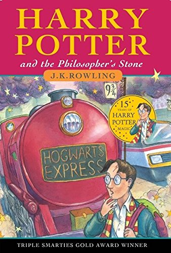 Harry Potter and the Philosopher's Stone (Book 1) By J. K. Rowling