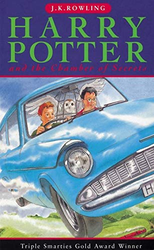 Harry Potter and the Chamber of Secrets (Book 2) By J. K. Rowling