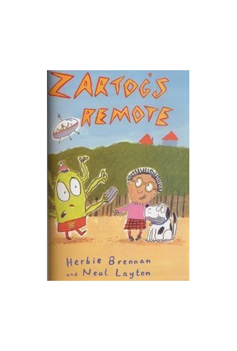 Zartog's Remote By Herbie Brennan