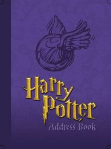 Harry Potter Classic Address Book