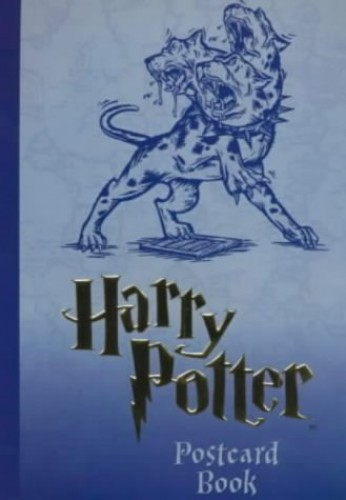 Harry Potter Classic Book of 20 Postcards By Bloomsbury
