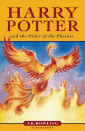 Harry Potter and the Order of the Phoenix (Harry Potter 5): 5/7 By J. K. Rowling