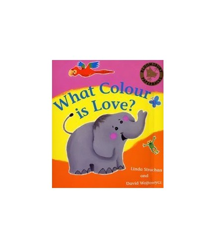 What Colour is Love? by Linda Strachan