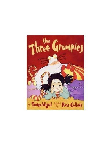 The Three Grumpies By Tamra Wight