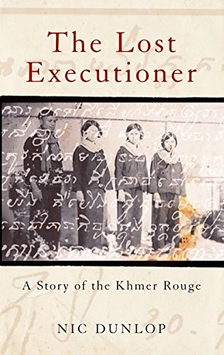 The Lost Executioner By Nic Dunlop