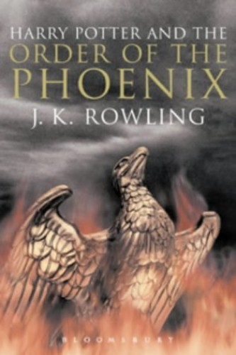 Harry Potter and the Order of the Phoenix: Adult Edition by J. K. Rowling