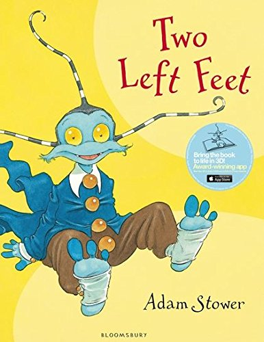 Two Left Feet By Adam Stower