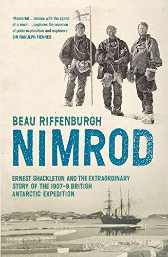 """""""Nimrod"""" von Beau Riffenburgh"""