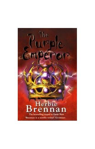 Purple Emperor By Herbie Brennan
