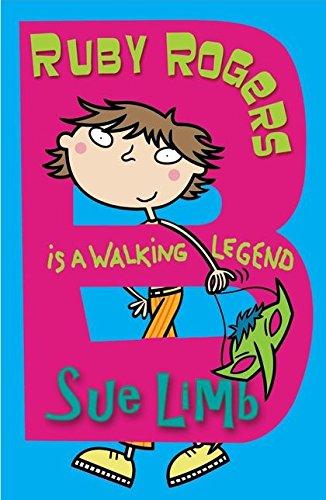 Ruby Rogers is a Walking Legend By Sue Limb