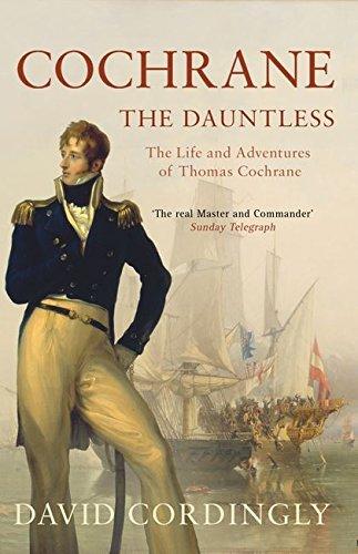 Cochrane the Dauntless von David Cordingly