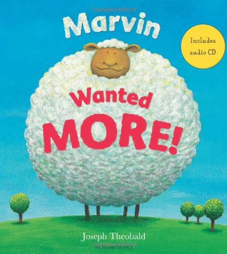 Marvin Wanted More By Joseph Theobald